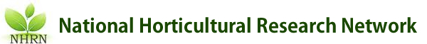 National Horticulture Research Network