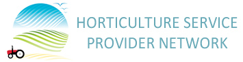 Horticulture Service Provider Network